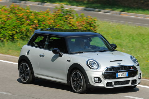 Prova Mini Mini Cooper S Hype Steptronic