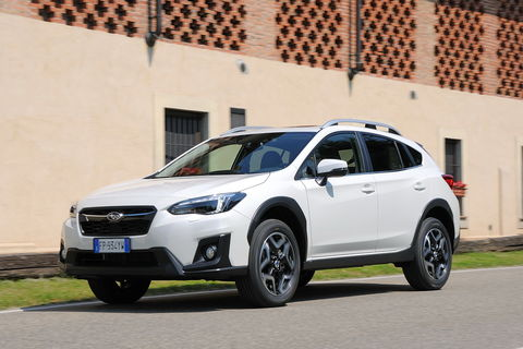 Prova Subaru XV 2.0i Premium AWD Lineartronic
