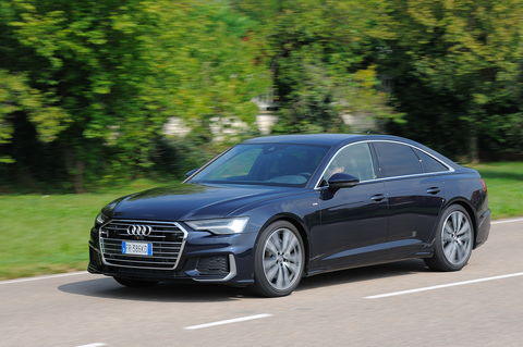 Prova Audi A6 50 TDI 3.0 quattro Business Sport tiptronic
