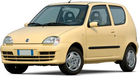 Quotazioni Eurotax Fiat 600
