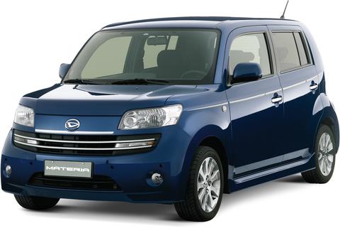 Quotazioni Eurotax Daihatsu Materia
