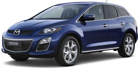 Quotazioni Eurotax Mazda CX-7