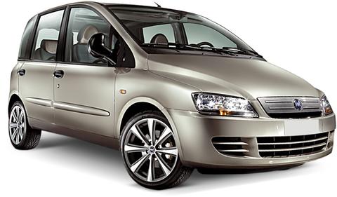 Quotazioni Eurotax Fiat Multipla