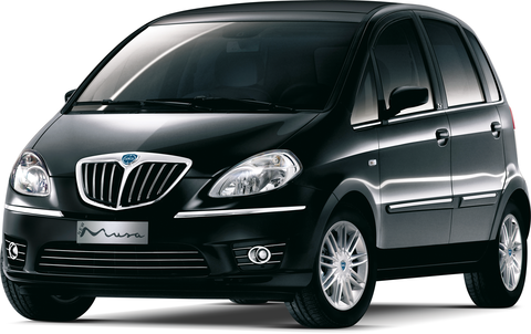 Quotazioni Eurotax Lancia Musa