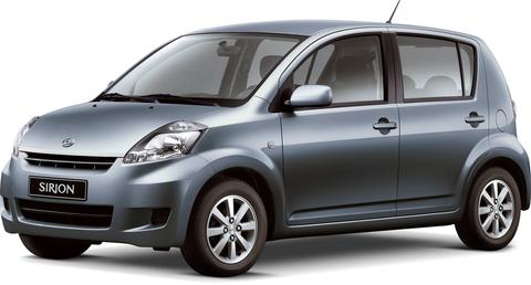 Quotazioni Eurotax Daihatsu Sirion