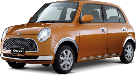 Quotazioni Eurotax Daihatsu Trevis