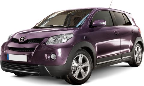 Quotazioni Eurotax Toyota Urban Cruiser