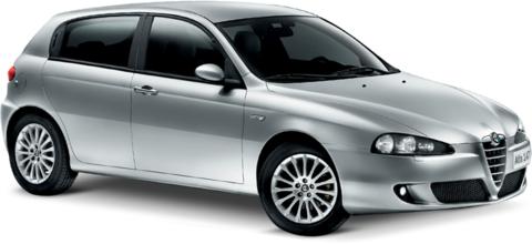 Quotazioni Eurotax Alfa Romeo 147