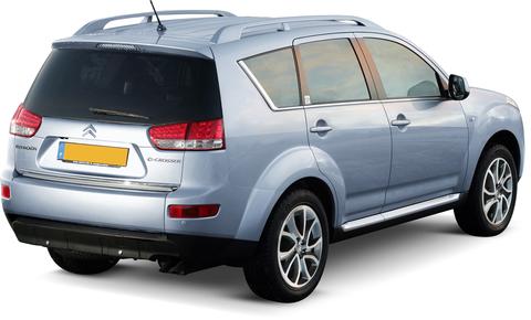 Quotazioni Eurotax Citroën C-Crosser