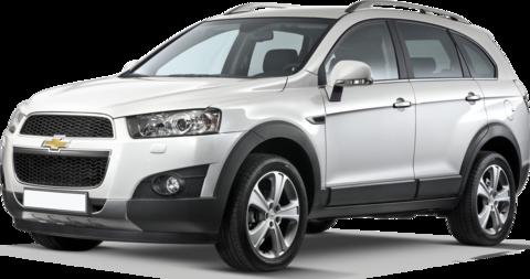 Quotazioni Eurotax Chevrolet Captiva