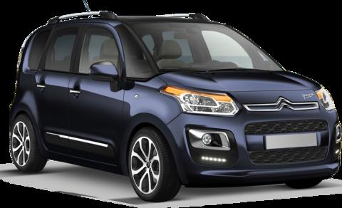 Quotazioni Eurotax Citroën C3 Picasso