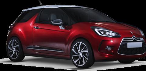 Quotazioni Eurotax Citroën DS3