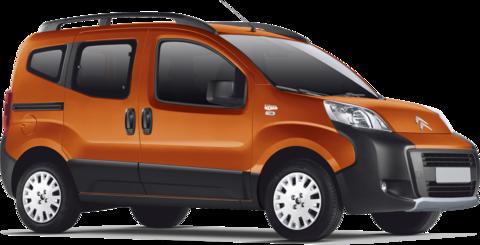 Quotazioni Eurotax Citroën Nemo