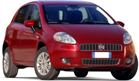 Quotazioni Eurotax Fiat Grande Punto