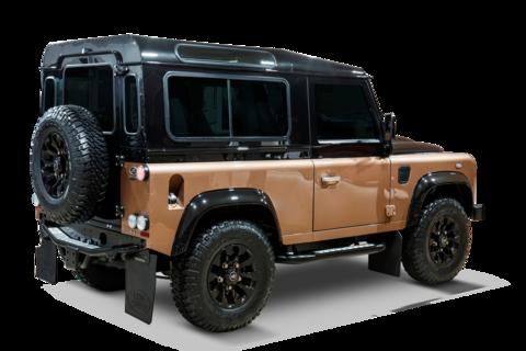 Quotazioni Eurotax Land Rover Defender