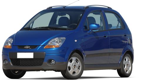 Quotazioni Eurotax Chevrolet Matiz