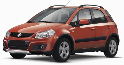 Quotazioni Eurotax Suzuki SX4