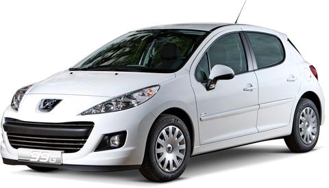 Quotazioni Eurotax Peugeot 207