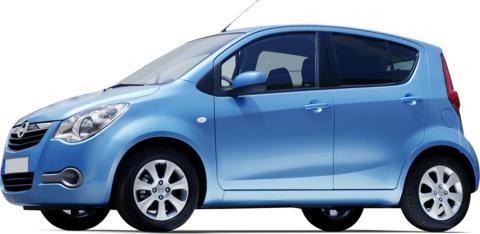 Quotazioni Eurotax Opel Agila