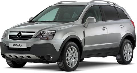 Quotazioni Eurotax Opel Antara