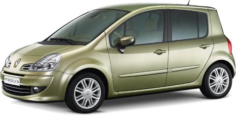 Quotazioni Eurotax Renault Modus