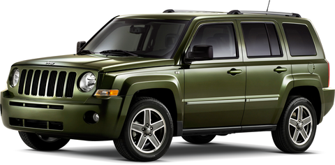 Quotazioni Eurotax Jeep Patriot