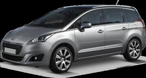Quotazioni Eurotax Peugeot 5008