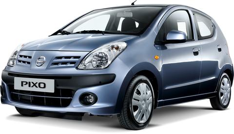 Quotazioni Eurotax Nissan Pixo