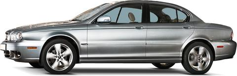 Quotazioni Eurotax Jaguar X-Type