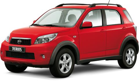 Quotazioni Eurotax Daihatsu Terios