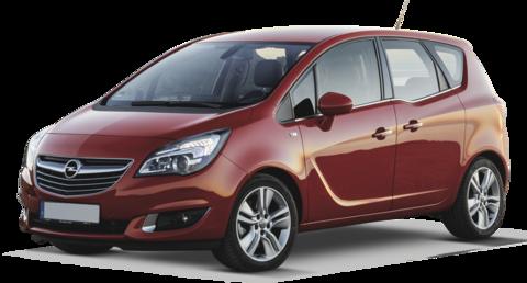 Quotazioni Eurotax Opel Meriva