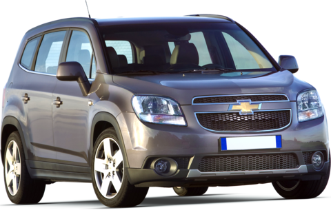 Quotazioni Eurotax Chevrolet Orlando