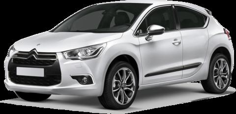 Quotazioni Eurotax Citroën DS4