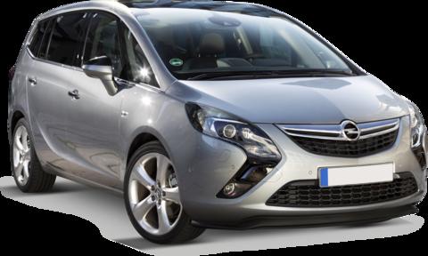 Quotazioni Eurotax Opel Zafira Tourer