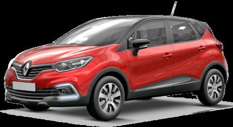 Quotazioni Eurotax Renault Captur