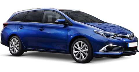 Quotazioni Eurotax Toyota Auris Touring Sports