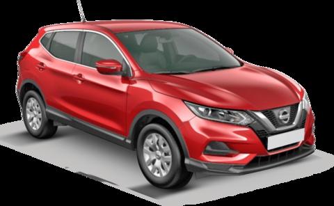 Quotazioni Eurotax Nissan Qashqai