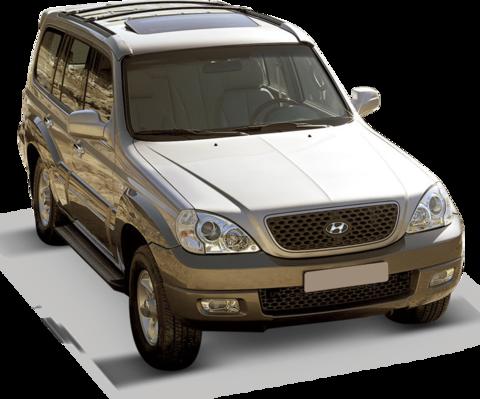 Quotazioni Eurotax Hyundai Terracan