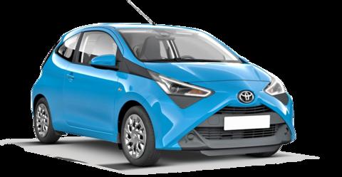 Quotazioni Eurotax Toyota Aygo