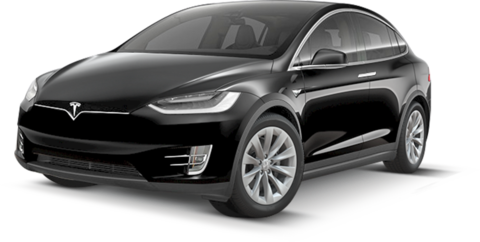 Quotazioni Eurotax Tesla Model X