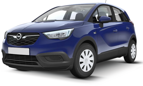 Quotazioni Eurotax Opel Crossland X