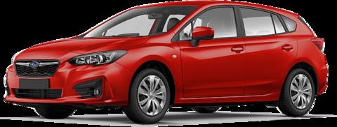 Quotazioni Eurotax Subaru Impreza
