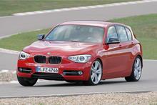 BMW Serie 1 prova, scheda tecnica, opinioni e dimensioni 118i Sport 5 porte