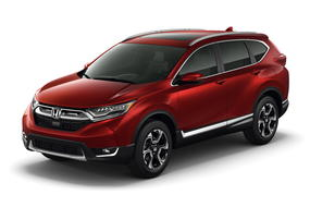 honda cr v 5 base