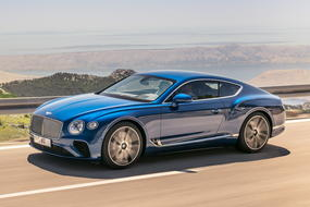bentley continental gt 2 base