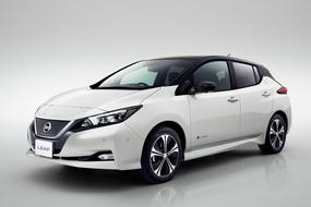 nissan leaf 2 base