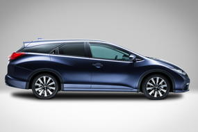 honda civic tourer 1 base