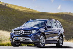 mercedes gls 1 350 d premium plus 4matic