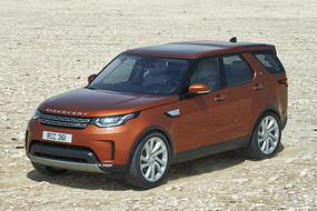 land rover discovery 5 base