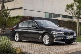 bmw serie 5 7 520d business